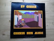 Ry Cooder Chicken Skin Music Very Good Vinyl LP Record MS 2254
