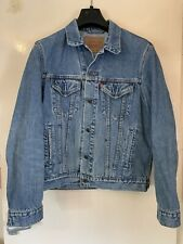 LEVI'S Denim Jacket Size M