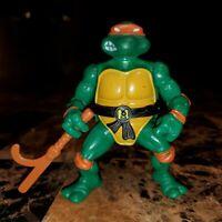 1988 Michaelangelo SoftHead Teenage Mutant Ninja Turtles TMNT Vintage Figure