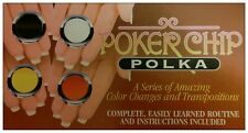 Empire Magic Poker Chip Polka Trick, Series of Color Changes and Transpositions
