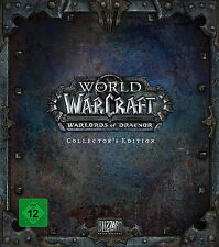 World Of WarCraft: Warlords Of Draenor - Collector's Edition (PC/Mac, 2014)