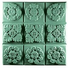Gothic Florals Soap Mold Tray by Milky Way Molds - MW11