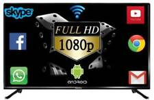 "BlackOx 5 Years India Warranty BlackOx 42LF4002 40"" FULL HD SMART Android LED TV"
