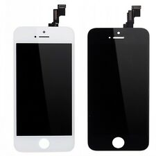 for iPhone 5 Black/White LCD Display Digitizer Touch Screen Assembly Replacement