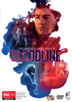 Bloodline : Season 3 DVD : NEW