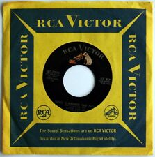 HEAR Little Caesar 45 Who Slammed The Door/Im Reachin RCA 47-7270 M- R&B rocker