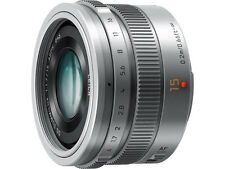 Panasonic Leica DG Summilux 15mm F1.7 Aspherical Lens