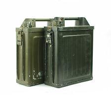 army battery storage container seal aluminium edc survival Surplus Box