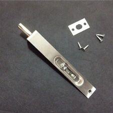 Accessories Door Sliding Latch Bolt Lock Home Essential Stainless Steel