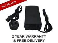 24v 5A REPLACEMENT HP8204B MOBILITY SCOOTER WHEELCHAIR BATTERY CHARGER