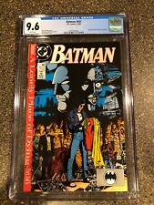 Batman DC #441 CGC 9.6 NM Continued from New Titans #60, Lonely Place of Dying 3