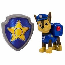 Nickelodeon, Paw Patrol - Action Pack Pup & Badge - Chase