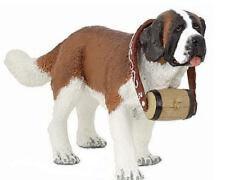 ST BERNARD DOG  54009 ~ FREE SHIP/USA w/ $25.+ Papo Items