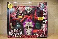 Monster High Secret Creepers Crypt NIB