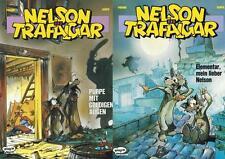 Nelson und Trafalgar 1+2 (Z1), Ehapa