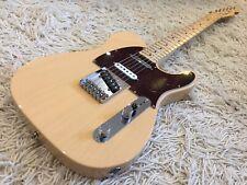 2013 Fender Deluxe Series Nashville Telecaster in Butterscotch Blonde