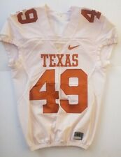 Nike Authentic Texas Longhorns UT Team Issued  Practice Jersey #49