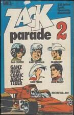 Zack Parade Taschenbuch Nr. 2 (Koralle 1973) Z 2+