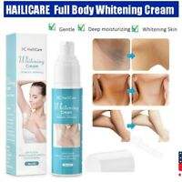 Dark Skin Whitening Lightening Ultra Brightening Gel Dark Spot Bleaching Cream