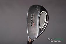 Nickent Genex 3DX Ironwood Hybrid 20° Regular LH Graphite Golf Club #547