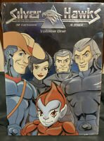 Silverhawks - Season 1, Volume 1 (DVD, 2008, 4-Disc Set) NEW SEALED
