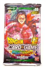 Bandai Dragon Ball Super Card Game, Miraculous Revival B05 (1 Booster Pack) New