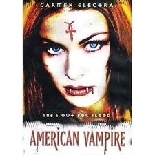 American Vampire (DVD, 2006) Carmen Electra WORLDWIDE SHIP AVAIL!