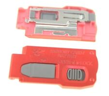 PANASONIC LUMIX DMC-TZ30 RED BATTERY COVER CHAMBER LID GENUINE