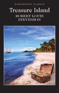 Treasure Island by Robert Louis Stevenson New Book Free UK Shipping