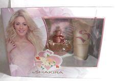 2 Pc Set Shakia S Eau Florale EDT 2.7 oz  Lotion WOMEN  213 @
