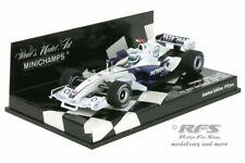 Sauber BMW C24B Nick Heidfeld Formel 1 Test Valencia 2006  1:43 Minichamps NEU