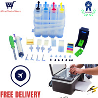 Continuous Ink Supply System Universal Color CISS Kit Accessories Tank Printer