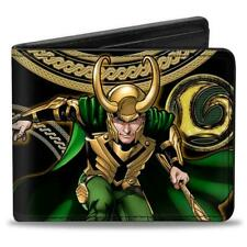 Wallet Marvel Comics Loki AVK