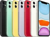 Apple iPhone 11 128GB 4G LTE GSM (T-Mobile) Smartphone A
