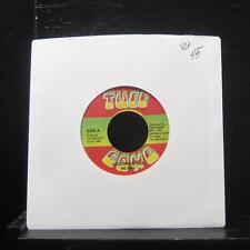 "Mc Nail - Looking Glass / Version 7"" VG+ Vinyl 45 Tuff Gong Jamaica 1994"