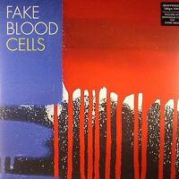 FAKE BLOOD Cells (2012) UK 180g vinyl 2xLP album + MP3 NEW/SEALED Theo Keating