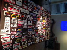 Lot of *20* GRAB BAG Racing Stickers NASCAR NHRA DRAG & Toolbox Decals