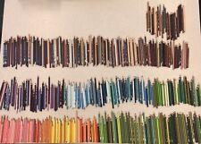 450+  prismacolor colored pencils Huge Used Lot