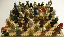 Lego - Star Wars Lot of ( 50 ) Minifigures From my Personal Collection