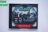 TMNT PS2 PLAYSTATION 2 * TEENAGE MUTANT NINJA TURTLES * DISC ONLY