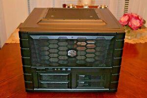 Cooler Master HAF XB EVO - High Air Flow Test Bench and LAN Box Desktop Case