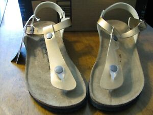 Birkenstock Papillio Thong Sandals w/Heal Strap Women's 7/38/245 Never Worn