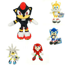 23cm Sonic The Hedgehog Plush Toys Movies & TV Game Action Figure Doll Kids Gift