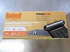 Bushnell Pp1025 SolarWrap 250 Portable Battery Power On Demand