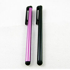 2 x Universal Metal Stylus  LCD Screen Touch  Pen For Samsung Note E-Reader