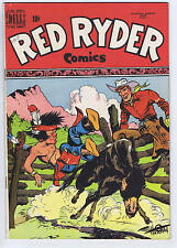 Red Ryder Comics #82 Wilson Pub. 1950 CANADIAN EDITION