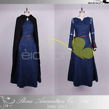 EE0223AA Princess Merida Brave Temple Run Brave Cosplay Costume