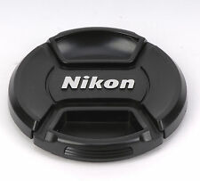 Nikon Snap-on Lens Cap 62 mm Kamera Objektivdeckel Linsenkappe