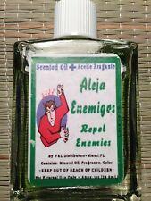Aceite de ALEJA ENEMIGOS - REPEL ENEMIES oil - 1 oz - Santeria, Wicca, Pagan,
