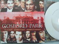 Gosford Park- OST by Patrick Doyle WIE NEU